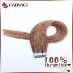 Buy direct from china factory 26 inches tape hair tape in human hair extensions
