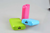 2015 New For iPhone 6 Charger Backup External Power Bank Battery Rectangle Case
