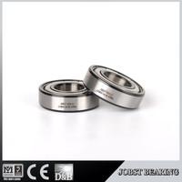 JOBST 6002 ZZ Deep Groove Ball Bearing With Single Row Double Steel Seals