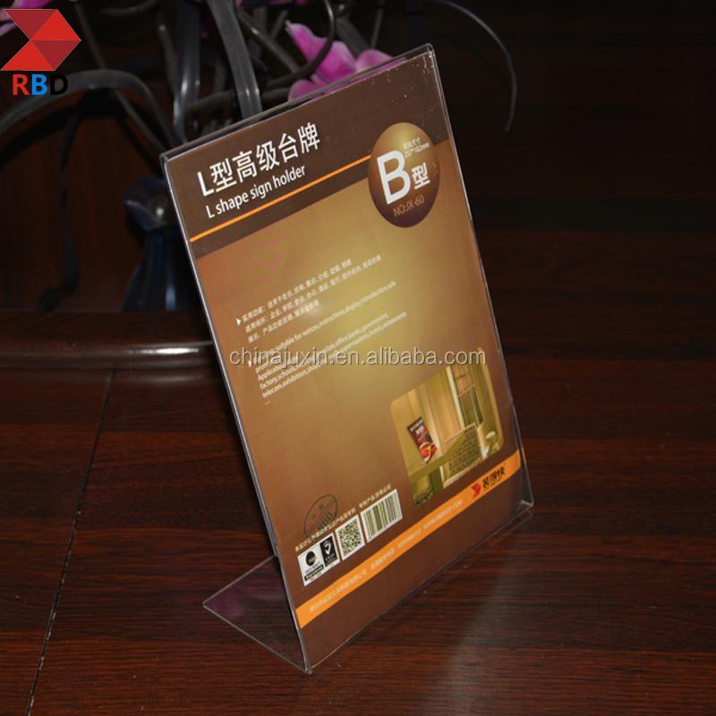 Китай alibaba поставщик золота акриловые дисплей фото фото держатель