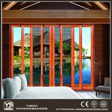 Cozy Design Aluminium Door Fashion Door Glass Door with Screen