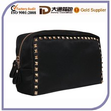 2015 Large Nylon Wash Bag with studded outlines