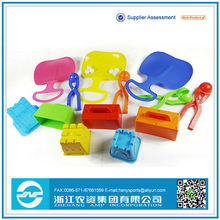 Wholesale plastic snow sled for kids