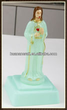 2013 religiosa de la resina estatua de cruz