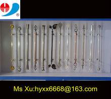 30mm aluminium curtain track curtain rod of china