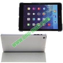 Polyurethane 3-folding Smart Cover for iPad Mini /iPad Mini 2 Retina