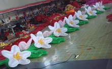 new brand wedding decoration/party supplies/stage decoration inflatable flowers L-002