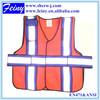 EN471 supplier wholesale hi vis navy blue mesh safety vest