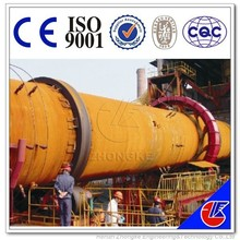 2015 High capacity cement and limestone rotary kiln with best price