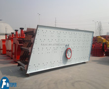 High efficient liner vibrate screen in old gold mining equipment