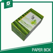 MANUFACTURER CUSTOM ECO-FRIENDLY SHOP POPULAR PAPER TEA BOX