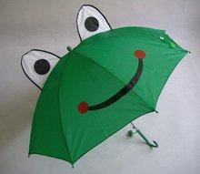 Design Cheapest 2015 cartoon pictures for kids umbrella
