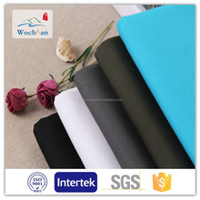 100% cotton Combed Suiting Shirting dyed Poplin Fabric for men and women