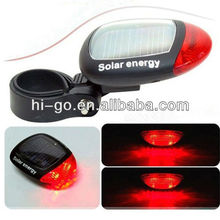 2013 newest solar bicycle light