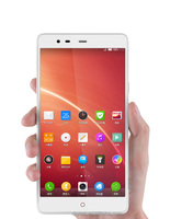 "New 6.4"" IPS ZTE nubia x6 4G LTE Snapdragon801 MSM8974AB Quad core 13MP 13MP Camera 2GRAM 32GROM android cell phones"