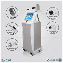 OPT SHR nd yag laser tattoo hair removal Multi-Function Beauty machine