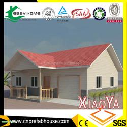 Modern cheap prefab homes new fast house