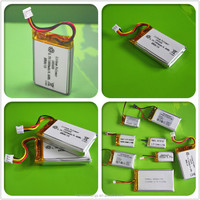 IEC62133 UN38.3 UL Approved li-ion battery pack 3.7v / 3.7v rechargeable battery / li-ion batteries 3.7v 4.2v