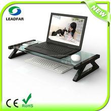 Convenient practical detachable desktop computer stand laptop stand