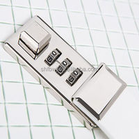 factory direct sell security combination lock for diary book