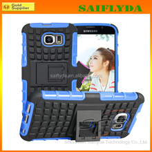 new coming Combo Armor Heavy Duty Hard cell phone case for Samsung Galaxy S6 shockproof case