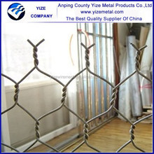 Anping manufacturer hexagonal wire mesh for PVC coated with best price
