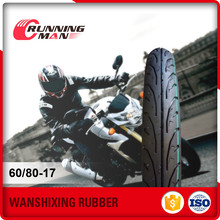 Widely Used China Tyre Wholesalers For Motorcycle 60/80-17