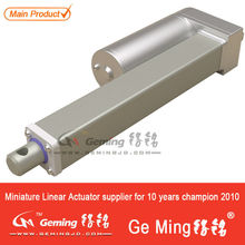 CE Certification and Brush Commutation 12/24v mini electric linear actuator price