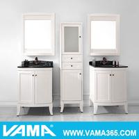 VAMA 24 Inch Espresso Vanity Furnitures for Bathrooms Set Foshan