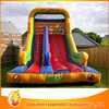 High Quality Happy Outdoor inflatable corkscrew water slide sale directly from factory