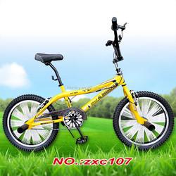 "Chinese freestyle bicycle 20"" bmx free style bmx bike for boys"