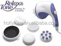 Cellulite massager Relax Tone body massager new products as seen on tv