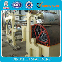 Tissue paper machine with advanced technology consultation , tissue paper making machine , best service