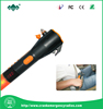 Crank Hand Mobile Phone Charge Emergency Glass Hammer