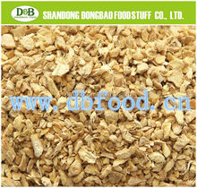 2015 ginger granule 5-8/8-16/16-26/26-40 mesh with wholesale price from direct supply