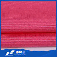 New Arrival 100% Cotton Slub Drill Twill Woven Dyeing Fabric Fashion Appearance China Manufacturer