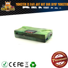 emergency auto 12V battery jump starters
