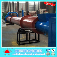 Rotary drum type High quality 800kg per hour flash dryer machine in charcoal making line