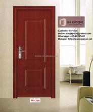 Image Photo Graphic Pressed Steel Doors (FM-209)