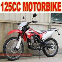 Off Road 125cc Gas Motor Bike