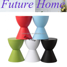 Combination Creative price plastic step stool design chair