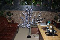 2015 LED color changing tree lights for christmas decoration