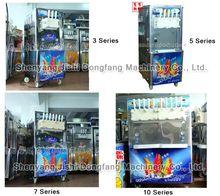 ice cream engine tml550-955 five color,ice cream machinery manufacturer