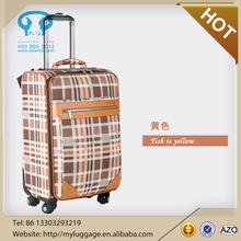 hot sell polo world luggage carry on luggage in baoding