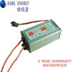 waterproof led driver with 3 years warranty El conductor del LED