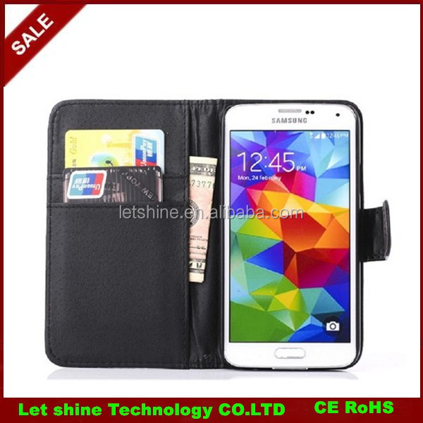 Mercury Flip PU Leather Cover For Samsung Galaxy S5 i9600