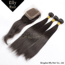 Relaxed Brazilian hair weave silky straight virgin hair,virgin Brazilian silky straight hair fast shipping