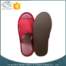 New styles of ladies color factory price women summer slippers