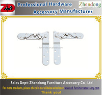 ZD-H003 Adjustable metal sofa armrest hardware and hinge