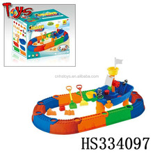36PCS varied play sand pit